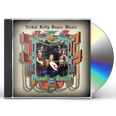Scott Wilson TRIBAL BELLY DANCE MUSIC CD