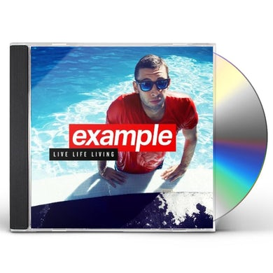 Example LIVE LIFE LIVING: DELUXE CD