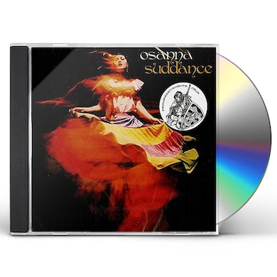 Osanna SUDDANCE CD