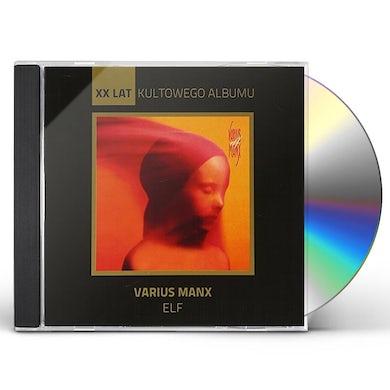 Varius Manx ELF CD