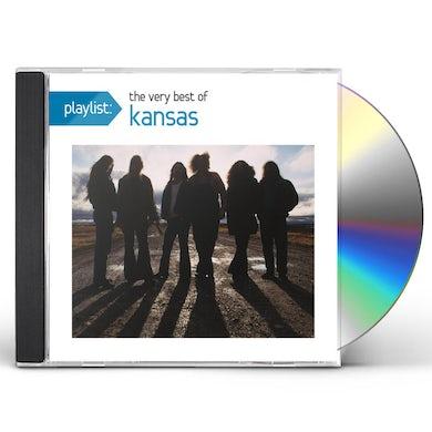 PLAYLIST: THE VERY BEST OF KANSAS CD