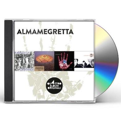 Almamegretta I FANTASTICI 4 CD