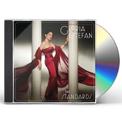 Gloria Estefan STANDARDS CD
