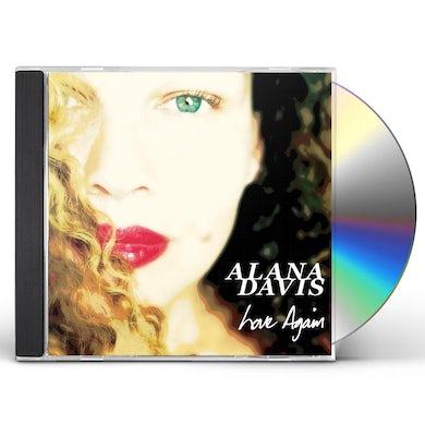 Alana Davis LOVE AGAIN CD
