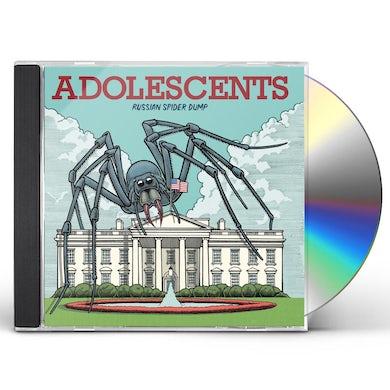 Adolescents Russian Spider Dump CD