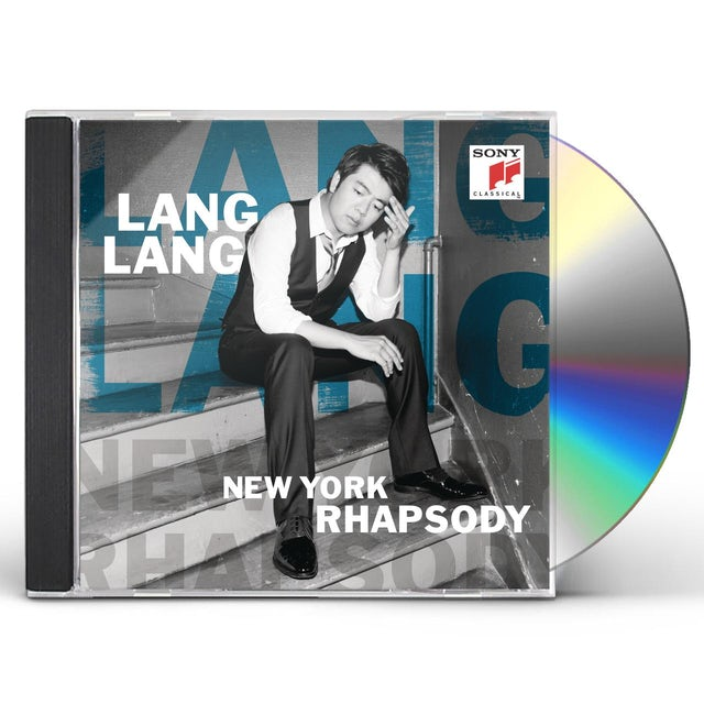 Lang Lang NEW YORK RHAPSODY CD