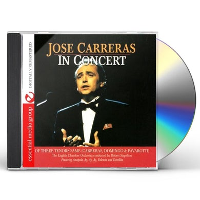 Jose Carreras IN CONCERT CD