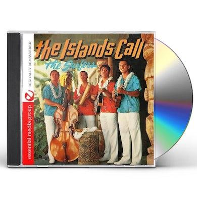 Surfers ISLANDS CALL CD