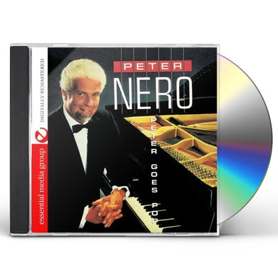PETER GOES POP CD