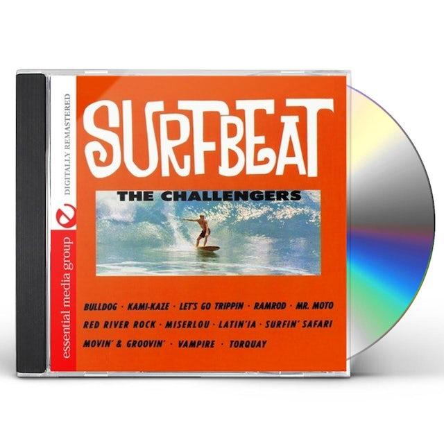 Challengers SURFBEAT CD