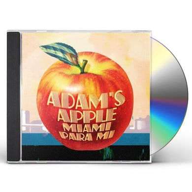 Adam's Apple MIAMI PARA MI CD