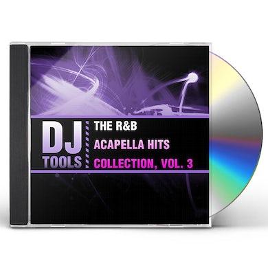 DJ Tools R&B ACAPELLA HITS COLLECTION 3 CD
