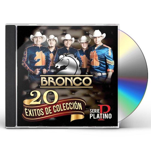 Bronco EXITOS DE COLECCION CD