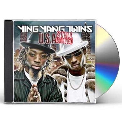 Ying Yang Twins USA STILL UNITED CD