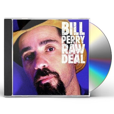 Bill Perry RAW DEAL CD