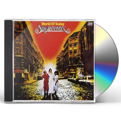 Supermax WORLD OF TODAY CD