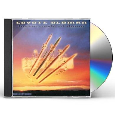 Coyote Oldman HOUSE MADE OF DAWN CD