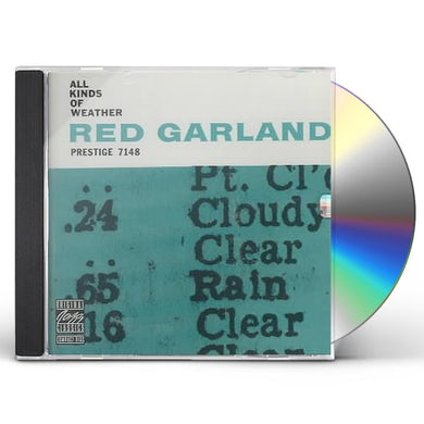 Red Garland ALL KINDS OF WEATHER CD