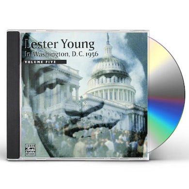 Lester Young IN WASHINGTON 5 CD
