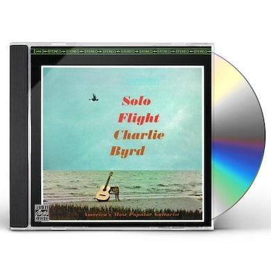 Charlie Byrd SOLO FLIGHT CD