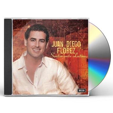 Juan Diego Florez SENTIMIENTO LATINO CD