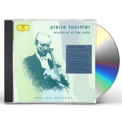 Pierre Fournier ARISTOCRATOF THE CELLO CD