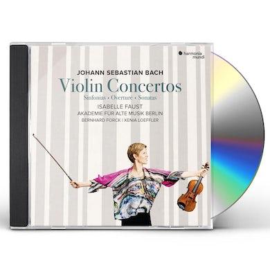 Bach: Violin Concertos CD