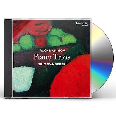 Rachmaninov: Piano Trios Nos. 1 & 2 CD
