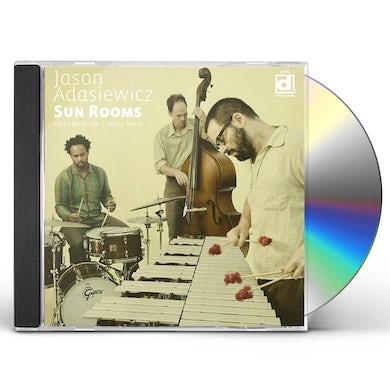 Jason Adasiewicz SUNROOMS CD