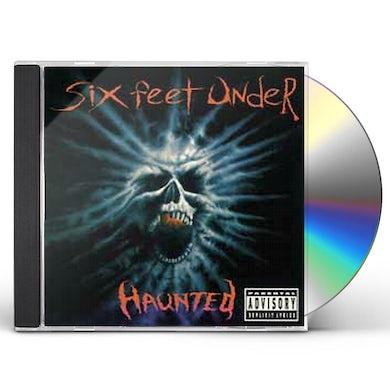 Six Feet Under HAUNTED CD