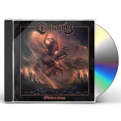 Entrails OBLITERATION CD