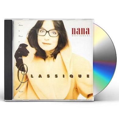 Nana Mouskouri CLASSIQUE CD