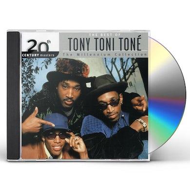 Tony Toni Tone 20TH CENTURY MASTERS: MILLENNIUM COLLECTION CD