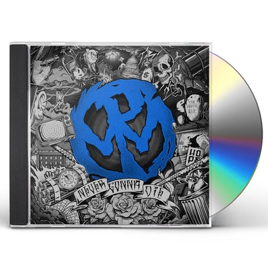 Pennywise NEVER GONNA DIE CD