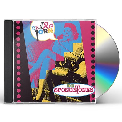 SpongeTones BEAT & TORN CD