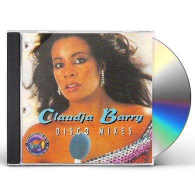 Claudja Barry DISCO MIXES CD