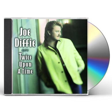 Joe Diffie TWICE UPON A TIME CD