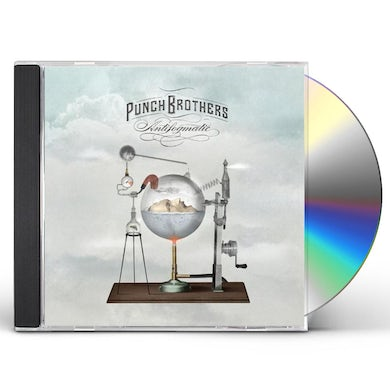 Punch Brothers ANTIFOGMATIC CD