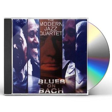 The Modern Jazz Quartet BLUES ON BACH CD