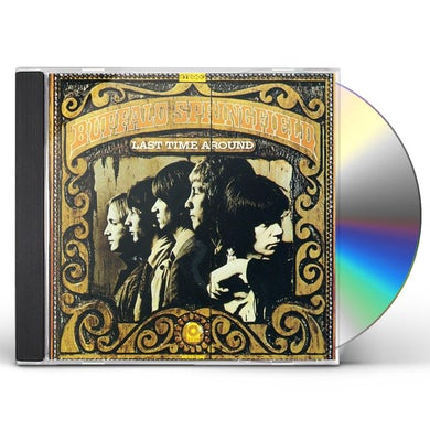 Buffalo Springfield LAST TIME AROUND CD