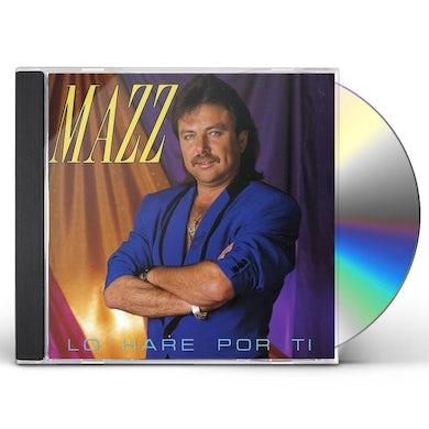 Mazz LO HARE POR TI CD