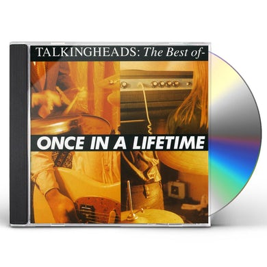 Talking Heads ONCE IN LIFETIME CD