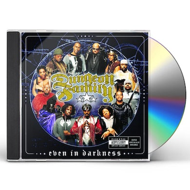Dungeon Family EVEN IN DARKNESS CD