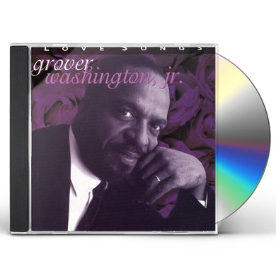 Grover Washington Jr LOVE SONGS CD