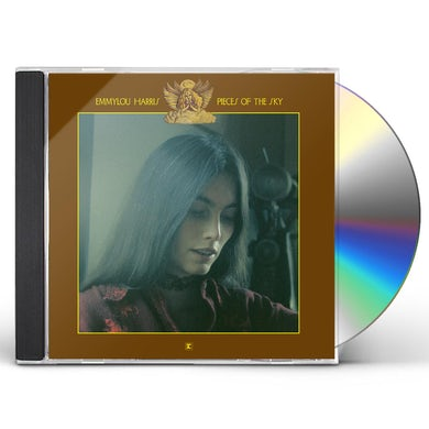 Emmylou Harris PIECES OF THE SKY CD