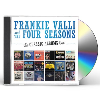 Frankie Valli CLASSIC ALBUMS BOX CD