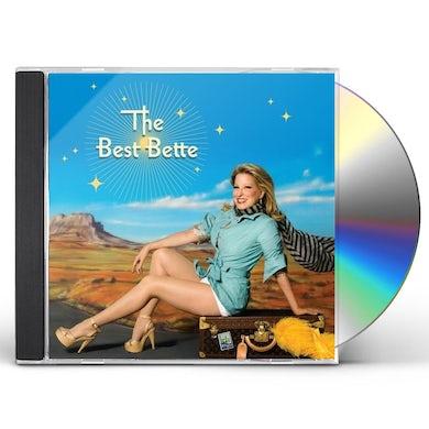Bette Midler BEST BETTE CD