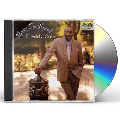 Freddy Cole MERRY-GO-ROUND CD