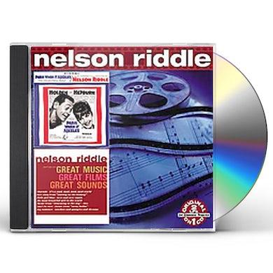 PARIS WHEN IT SIZZLES: NELSON RIDDLE INTERPRETS CD