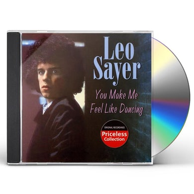 Leo Sayer YOU MAKE ME FEEL LIKE DANCING & OTHER HITS CD